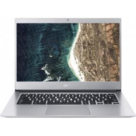 Acer Chromebook 14 - 14T''/N4200/4G/64GB/Chrome stříbrný