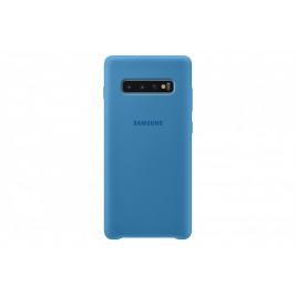 Samsung Silicone Cover S10+ Blue