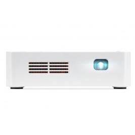 Acer DLP C202i - 300Lm, WVGA, 5000:1, HDMI, USB, repro., baterie, bílý