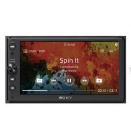 Sony přehrávač do auta XAV-AX100C2 s 6,4'', BT