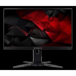 24,5'' LCD Acer Predator XB252Q - TN,FullHD,1ms,240Hz,400cd/m2, 100M:1,16:9,HDMI,DP,USB,repro,pivot