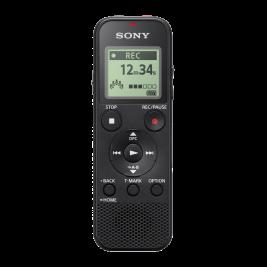 Sony dig. diktafon ICD-PX370,černý,4GB,PC