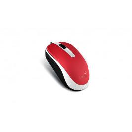 Myš GENIUS DX-120 USB red