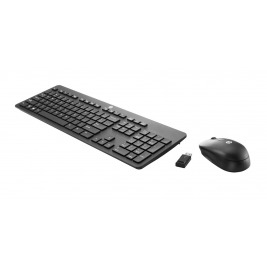 HP Wireless Slim Business Keyboard & Mouse ENG