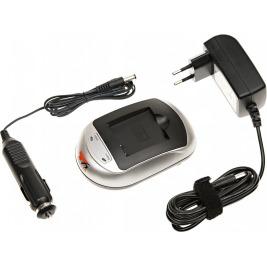 Nabíječka T6 power Sony NP-F330/950, NP-FM50/70/90, NP-QM50/70/90, BN-V607, NP-FM55H, 230V, 12V, 1A