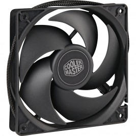 větrák Cooler Master Silencio FP120 PWM 120x120, loop dynamic bearing, 6,5-14dBA, 4PIN