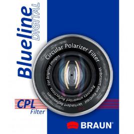 BRAUN CP-L polarizační filtr BlueLine - 40,5 mm