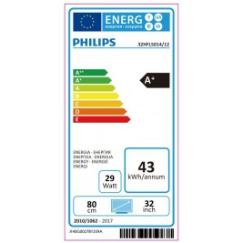 "32"" HTV Philips 32HFL5014 - MediaSuite"