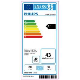 """32"""" HTV Philips 32HFL4014 - PrimeSuite"""