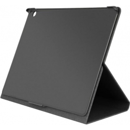 Tab M10+ FHD Folio Case/Film Black(WW)