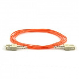 Optický patch cord SC-SC 50/125 10m OM4 Duplex OM4