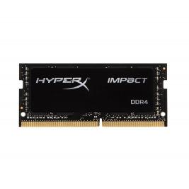 SO-DIMM 32GB DDR4-2666MHz CL16 HyperX Impact