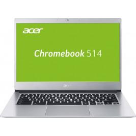 "Acer Chromebook 314 - 14T""/N4100/4G/64GB/Chrome stříbrný"