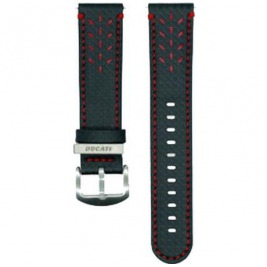 Samsung Ducati řemínek Galaxy Watch S, Black+Red