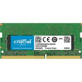 SO-DIMM 8GB DDR4 3200MHz Crucial CL22