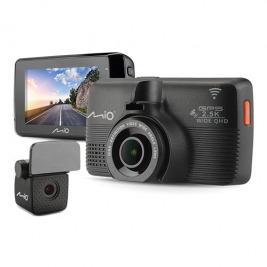 "Kamera do auta MIO MiVue 798 WiFi 2.5K QHD DUAL, 2,7"" LCD"