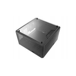 case Cooler Master MasterBox Q300L, Micro-ATX, Mini-ITX, USB3.0, bez zdroje, černý