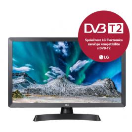"24"" LG LED 24LT510S - HD Ready, HDMI, TV Tuner"