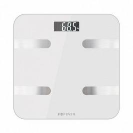 Osobní bluetooth váha Forever AS-100 bílá