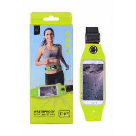 Aligator Sportovní pásek na běhání M (4.7''), Zelené