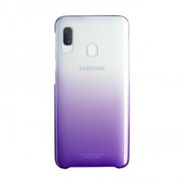 Samsung Gradation kryt pro Galaxy A20e Violet