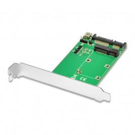 "AXAGON RSS-MSD, SATA - mSATA SSD interní 2.5"" SATA 22pin adaptér"