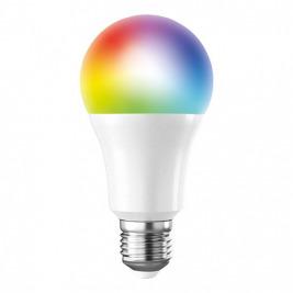 LED SMART WIFI žárovka,10W, E27, RGB, 270°, 900lm