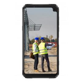 "iGET Blackview GBV6100 Black odolný telefon, 6,88"" HD, 3GB+16GB, DualSIM, 4G, 5580mAh, NFC, MIL-STD"