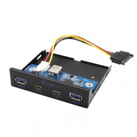 i-tec USB-C / USB 3.0 Internal Front panel