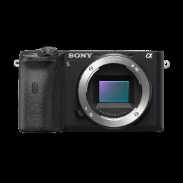 Sony A6600 ILCE tělo, 24,2Mpix/4K, černý