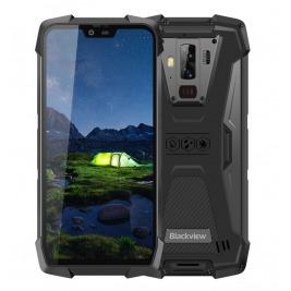 "iGET Blackview GBV9700 Pro Black odolný telefon, 5,8"" FHD, 6GB+128GB, DualSIM, 4G, IP69K,"