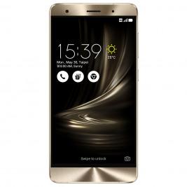 ASUS Zenfone 3 Deluxe - MSM8996/64GB/6G/Android 6.0 zlatý