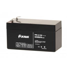 Akumulátor FUKAWA FW 1.2-12 F2U (12V 1,2Ah)