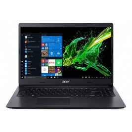 """Acer Aspire 3 - 15,6""""/N5000/2*4G/256SSD/W10 černý"""