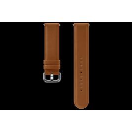Samsung Kožený řemínek 20mm, Brown