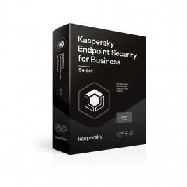 Kaspersky Endpoint Select 50-99 Node 2 year Přechod