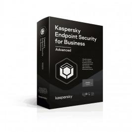 Kaspersky Endpoint Advanced 50-99 Node 2 year Nová