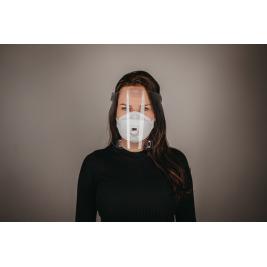 Ochranný tvárovy štít - bez respirátora