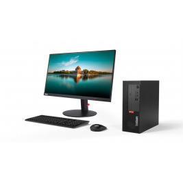 TC M720e SFF/i5-9400/256/4GB/HD/DVD/W10P + office