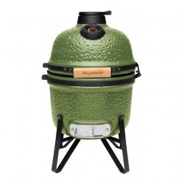 Keramický gril (zelený, malý)