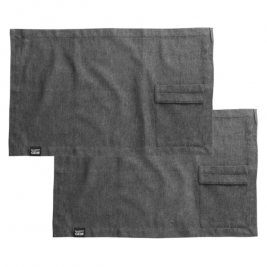 Prestieracie podložky Gem 2ks 50x35cm