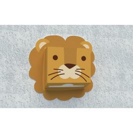 Zásobník na papierové utierky - Lev