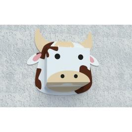 Zásobník na papierové utierky - Krava