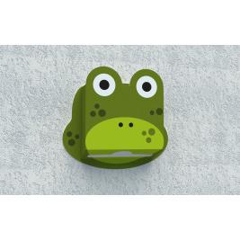 Zásobník na papierové utierky - Žaba