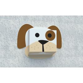 Zásobník na papierové utierky - Pes