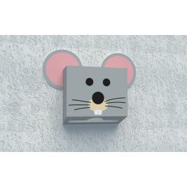Zásobník na papierové utierky - Myš