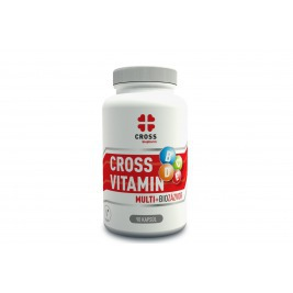 Cross Vitamin Multi - Bio Zázvor 90 kapsúl