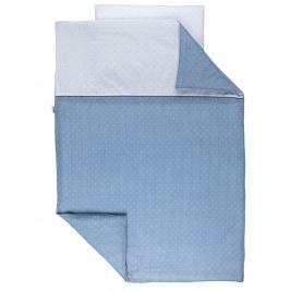 Obliečky na posteľ 100% PURE COTTON BLUE