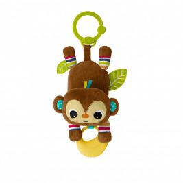 Hračka na C krúžku Banana Tantrum opička 0m+