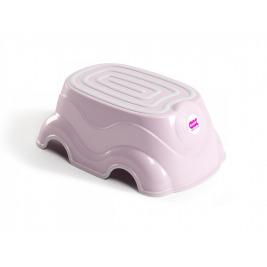 Schodík univerzálny Herbie svetlo ružová 54